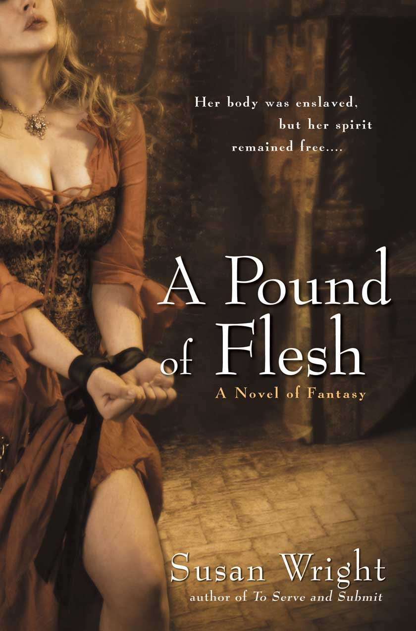 A Pound of Flesh - A Novel of Fantasy
